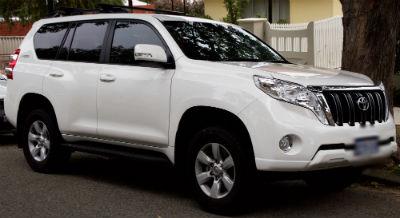 Toyota Prado Exhaust Upgrades   Legendex