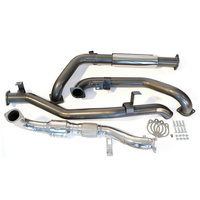 Toyota Landcruiser 79 Series 4.5Ltr TD V8 Single Cab Ute 2007 to 2016 Legendex Exhaust