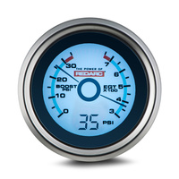 Redarc 52mm gauge Boost + EGT + Oil pressure
