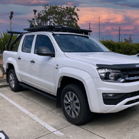 VW Amarok D/Cab  | Legendex Rock Slider (pair)