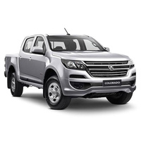 Holden Colorado RG 2.8Ltr TD 2017+ Genie Exhaust DPF Equipped